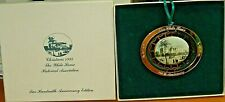 The White House Christmas Ornament 1992 200TH Anniversary Edition W/ Box