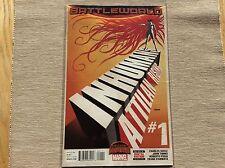 Inhumans, Attilan Rising #1 Comic! Look In The Shop!