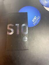 Open Box - Samsung Galaxy S10e SM-G970U 128GB Prism Black (Unlocked) Gsm CDMA