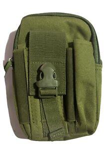 Tactical Molle Pouch EDC Utility Gadget Outdoor Men Waist Bag