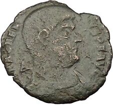 Magnentius Usurper 350-353AD Very rare Ancient Roman Coin Victory Cult   i39119
