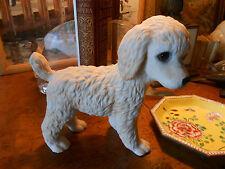 Lenox Dog Poodle Pup Porcelain Figurine 1994  in ~MINT~ condition