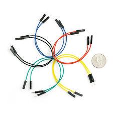 Jumper Wires Premium 200mm M/F Pack of 10