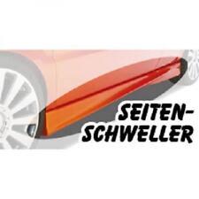 Coppia minigonne BMW Serie 3 E46 98-05 2 porte e Ford Focus 05- berlina 4pt, str
