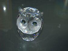 Swarovski Eule Kristall Figur