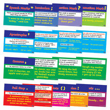 PPP - Punctuation Literacy Poster Pack Classroom Resources