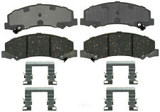 Disc Brake Pad Set-Ceramic Disc Brake Pad Front ACDelco Advantage 14D1159CH