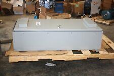 "New Cutler hammer 3 R Circuit Breaker Panel Enclosure 58"" H x 24""W PRL 4"