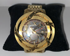 Xoskeleton Barracuda Furious Automatic Date Men's Watch Limited Edition 904L