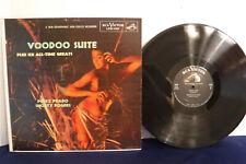 Perez Pardo & Shorty Rogers, Voodoo Suite Plus, RCA Victor LPM 1101, 1955, Latin
