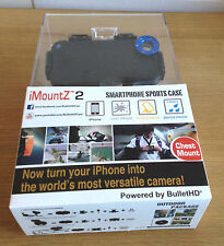 Maptaq IMountz 2 iPhone 5/5S Waterproof Sport Enclosure Case Chest Fish Eye Lens