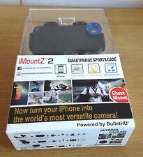 Maptaq IMountz 2 iphone 5/5S étanche Sport Boîtier Case poitrine Fish Eye Lens