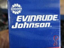 Johnson/Evinrude OEM outboard OMC fuel injector assembly port 5000773
