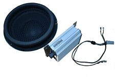 Woofer Mid Base Two Voice and Amplifier BA1T-18C808-AA