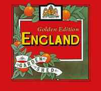 "England:  ""Garden Shed - Golden Edition""  + 8 Bonustracks (Double CD Reissue)"