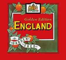 "England:  ""Garden Shed - Golden Edition""  + 8 Bonustracks (Double CD Reissue)"