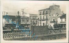 Algeciras Spain Mosaic work  Taken by officer HMS Ramillies 1931  pic 2