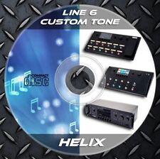 3.500 Patches Line6 Helix,LT,Rack Multi Effects Processor. Custom Tone preset