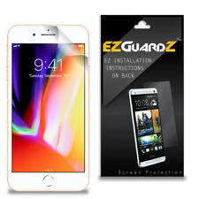 4X EZguardz New Screen Protector Cover HD 4X For Apple iPhone 8 Plus