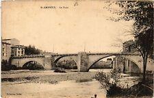 CPA  St-Ambroix - Le Pont (459247)
