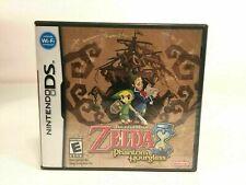 The Legend Of Zelda Phantom Hourglass Nintendo DS Brand New Factory Sealed