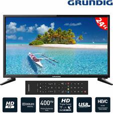 Grundig 24 Zoll LED HD TV Fernseher Triple Tuner DVB-S2/T2/C Dolby Digital HDMI
