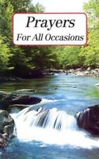 Prayers for All Occasions (1988, Paperback)