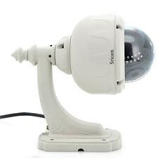 720P HD Outdoor Wireless Home IP Security Camera Pan/Tilt WiFi Webcam IR-CUT EU