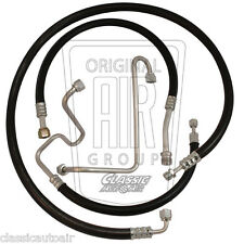76-79 Ford F-Series Truck 78-79 Bronco V8 A/C Hose Line Set Air Conditioning AC