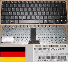 CLAVIER QWERTZ ALLEMAND HP DV2000 DV2600 V3000 V061130AK1 90.4F507.U0G Noir