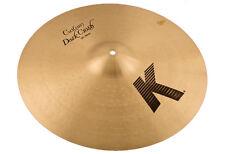 "Zildjian K0978 19"" K Custom Dark Crash Cymbal"