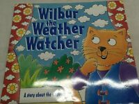 WILBUR THE WEATHER WATCHER DIZZY DINOSAUR CONCEPT TEACHER Big Book PB Day Care