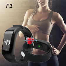 Fitness activity tracker Smart bracelet band For Android Iphone IOS Heart Rate