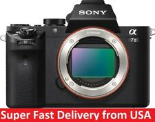 Sony Alpha A7II Mirrorless Digital Camera  (Body Only) E-mount Full Frame 24.3MP