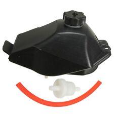 Gas Petrol Tank w/ Cap + Pipe Hose + Filter For Mini Moto ATV Quad Bike Kart US