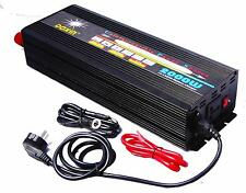 2000W Watts 4000W(peak) 12v to 220v Power Inverter+Charger & UPS For Solar/Wind