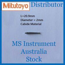 Stylus Probe Contact Ball Point for Mitutoyo 513-404 Indicator Australia stock