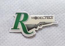 """REMINGTON RIFLE MODEL 783 M783 SILVERTONE 1.25"""" METAL LAPEL PIN"""