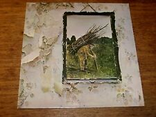 LED ZEPPELIN ~ IV (Four symbols)~1971 UK~ATLANTIC~K 50008 ~ A10 Strawberry~ EX+