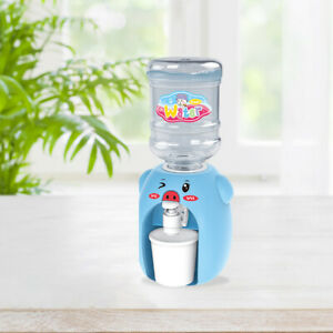 Mini Water Dispenser Toy Pretend Play Educational Toy Gift for Children