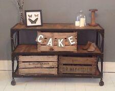 Hessian Burlap Cake Rustic Vintage Wedding Banner Bunting Sign