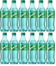 SPRITE ICE Carbonated soft drink Lemon Lime Mint 12 pcs 500 ml each