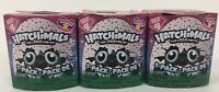 Lot of 3 Hatchimals CollEGGtibles Season 4 Hatch Bright Mystery 1-Pack