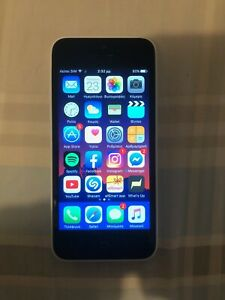 Apple iPhone 5c - 8GB - White (Unlocked) A1456 (CDMA + GSM)