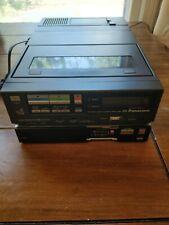 Vntg Panasonic Omnivision Vhs Portable Video Cassette Recorder Pv-8000g W/ tuner