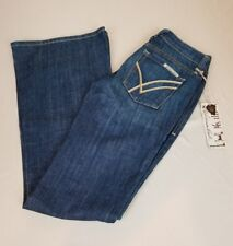 New William Rast Daisy Super Flare Jeans Women's Size 25 NWT $210 C