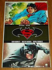SUPERMAN BATMAN Tormento ALAN Burnett Nguyen Fridolfs DC Comics GN 9781401217402