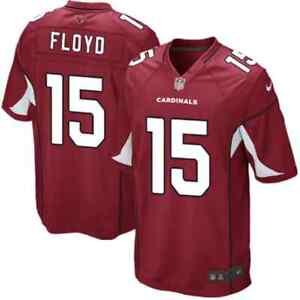 💯%GENUINE NFL Michael Floyd Arizona Cardinals Nike Game Jersey - Cardinal Large