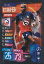Topps Champions League 19 20 2019 2020 LIL11  Victor Osimhen