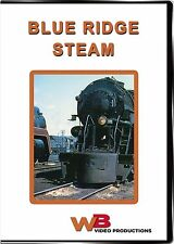 BLUE RIDGE STEAM NORFOLK & WESTERN SR 4501 WB VIDEO PRODUCTIONS NEW DVD